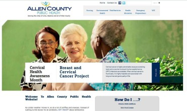 Allen County Health Department